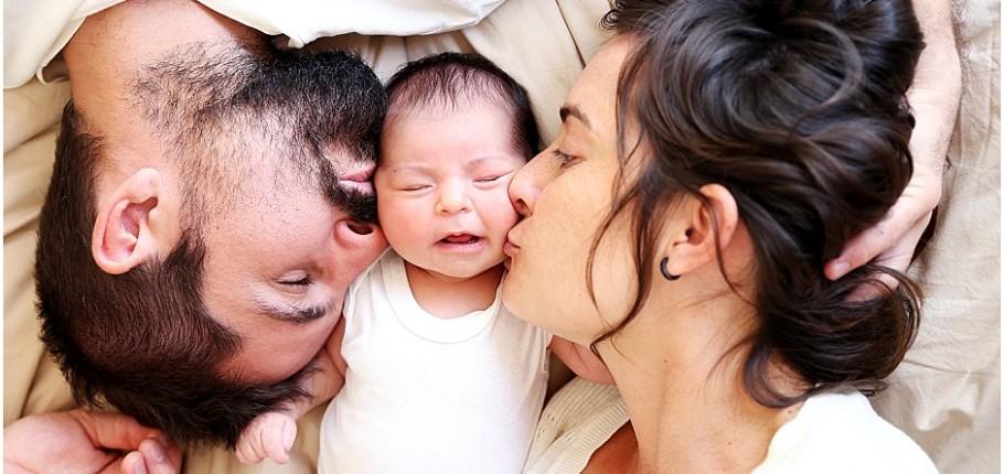 Anya Rio – Newborn Shoot