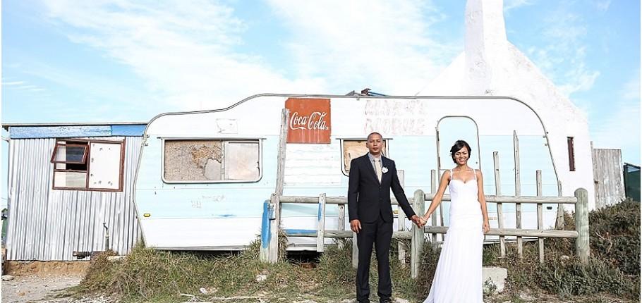 Angus & Stacey – Wedding in Arniston
