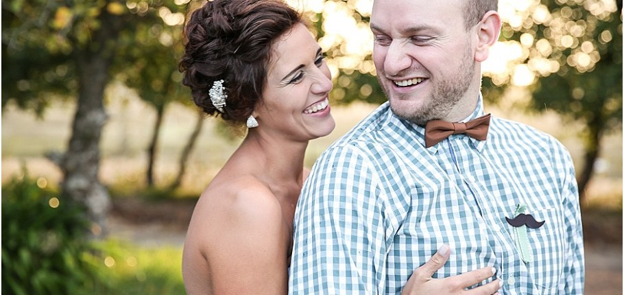 Francois & Marilé – Wedding at Oppie Plaas