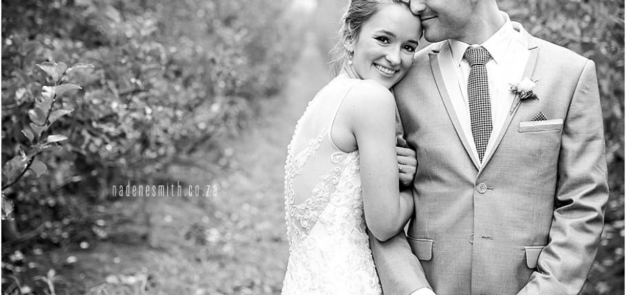 Danie & Elspeth – Oppie Plaas Wedding