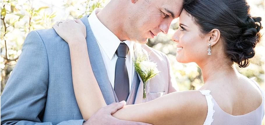 Wentzel & Janekke's Beautiful Wedding Day
