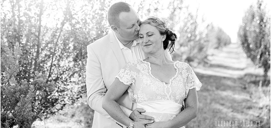 Anthon & Chrissé – Farm Wedding in Stilbaai