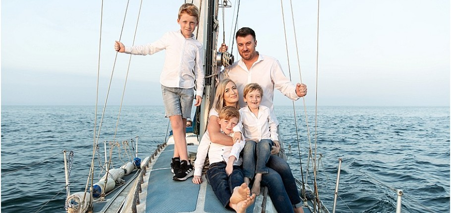 The adventurous Fenn Family