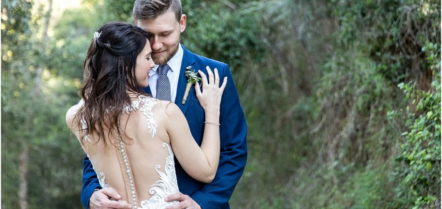 Michael & Lisa | Mossel Bay Wedding